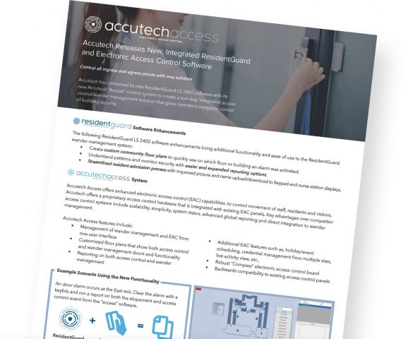 Access Control by Accutech