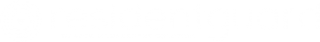 ResidentGuard Wander Management Logo White
